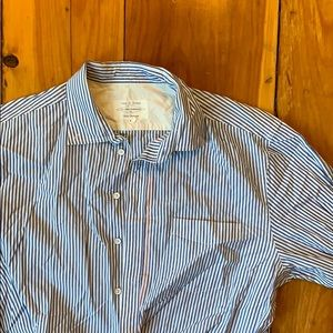 rag & bone men's button down